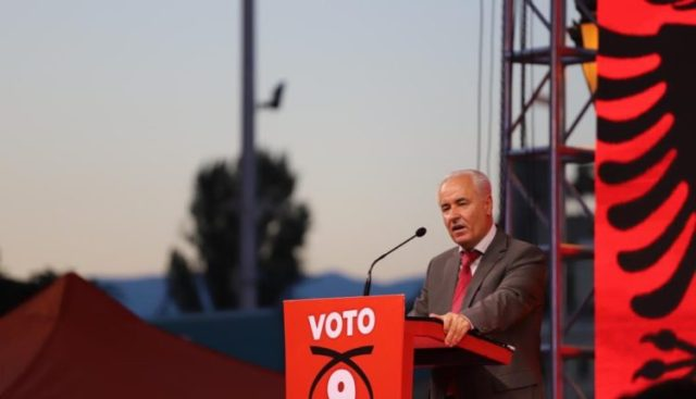 Ziberi nga Shkupi: Votoni numrin 9 (VIDEO)