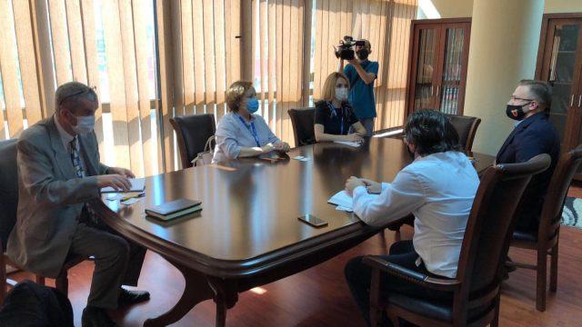Takim me Shefen e Misionit – OSCE-ODIHR