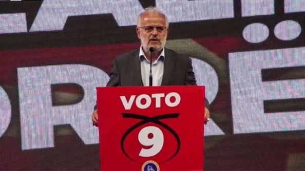 Xhaferi nga Gostivari: Komandant Ahmeti, në njësinë zgjedhore V janë bërë tok nga i vogli e deri tek i moshuari rreth idesë tuaj për Kryeministër Shqiptar