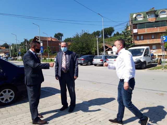 Ambasadori i Republikës së Bullgarisë viziton komunën e Studeniçanit