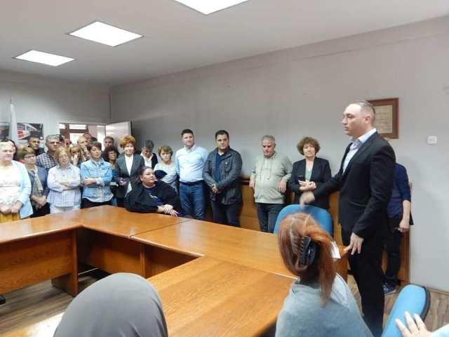 Drejtori Halili paralajmëron ndërtimin e hekurudhës deri në Aeroportin e Shkupit