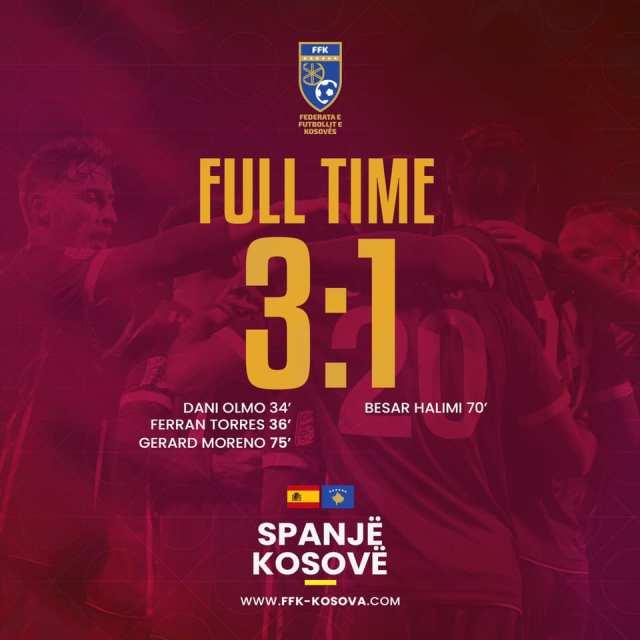 Shqipëria shënon fitore, Kosova humbet