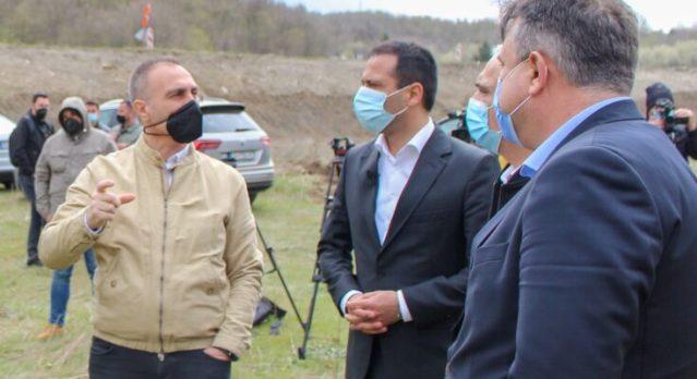 Grubi: Ka përfunduar shpronësimi i tokave në Bllacë