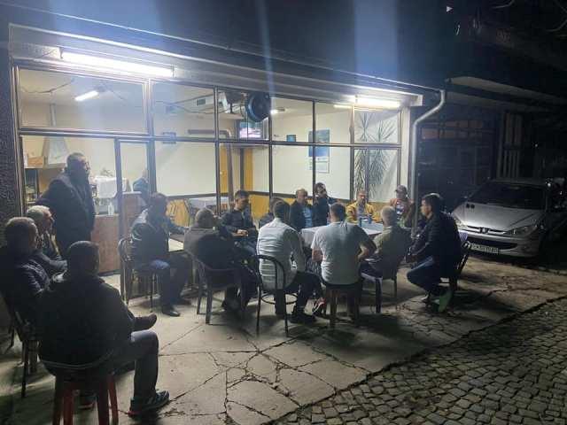 Pajtim Thaçi, bartës liste i PDSH në Tetovë dëgjoi nga afër hallet e banorëve tek Vëllazërimi dhe Gam Gam