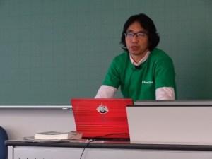 Masaki Tamakoshi talks about adding AutoCAD-like functionality to Draw.