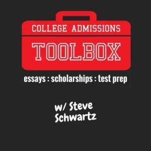 SAT Interview Robert Kohen College Admissions Toolbox
