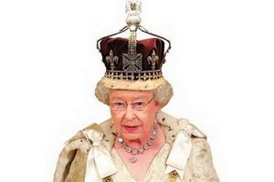 Kohinoor, queen crwon