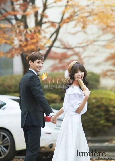 Korea Pre Wedding Photoshoot- Kohit Wedding