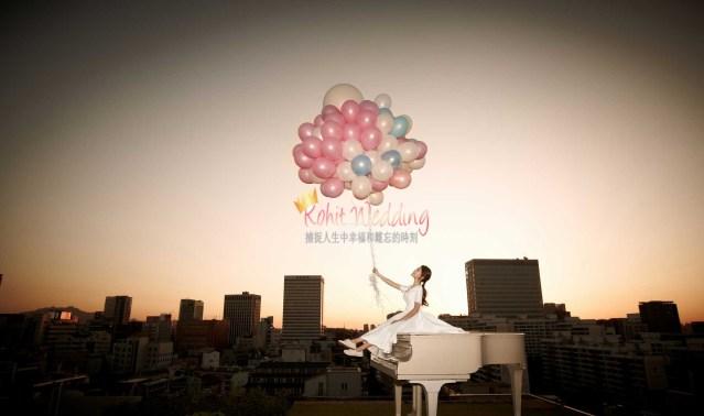 Korea Pre Wedding- Lotus 2018 19