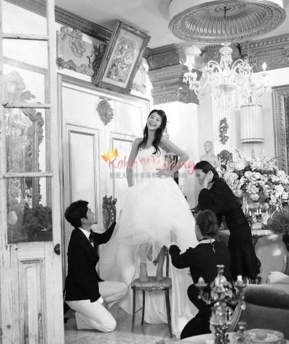 Korea Pre Wedding- Lotus 2018 30