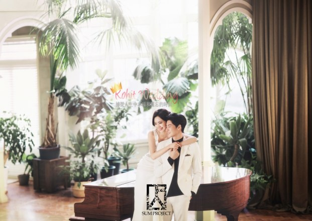 Kohit Wedding- Korea Pre Wedding Photoshoot 41