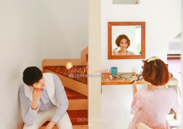 Camelias Jeju pre wedding photo 10