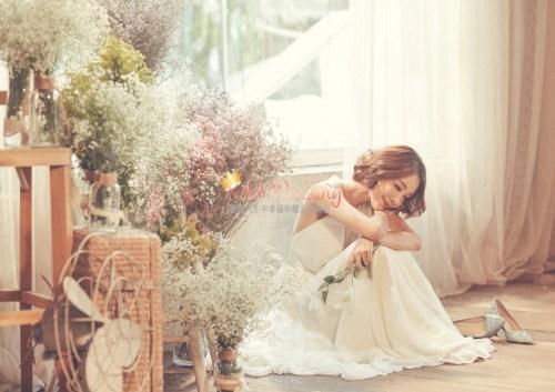 Korean Pre Wedding -Camelias in Seoul 15