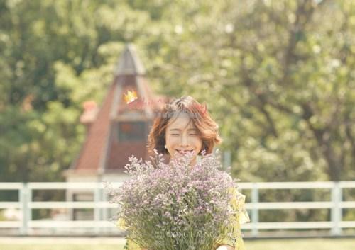 Korean Pre Wedding -Camelias in Seoul 18