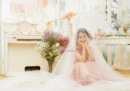 Korean Pre Wedding -Camelias in Seoul 20
