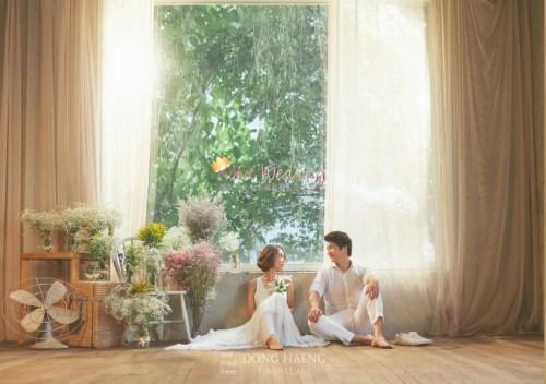 Korean Pre Wedding -Camelias in Seoul 29