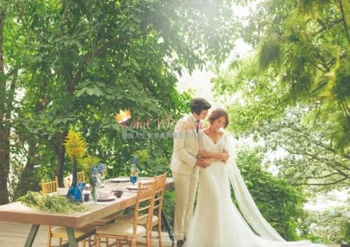 Korean Pre Wedding -Camelias in Seoul 31