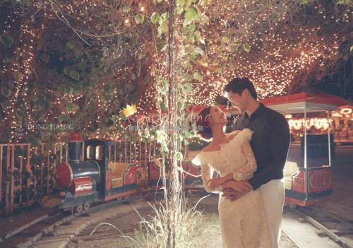 Korean Pre Wedding -Camelias in Seoul 37