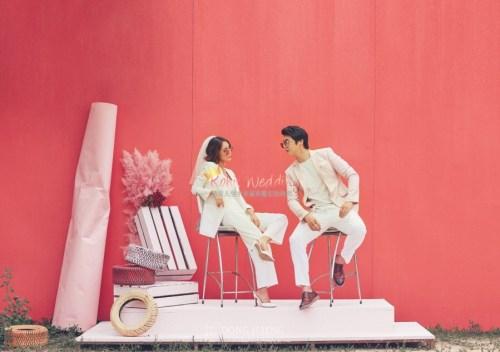 Korean Pre Wedding -Camelias in Seoul 6