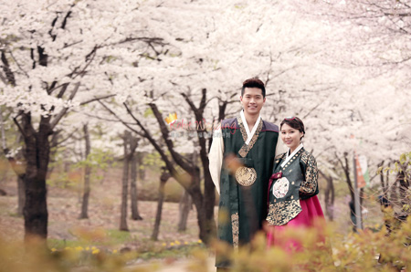Korea Pre Wedding Photos