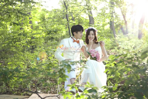 Korea Pre Wedding Photo 6