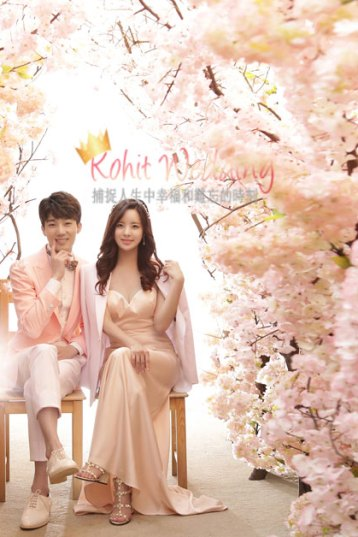 Korea Pre Wedding Photo 8