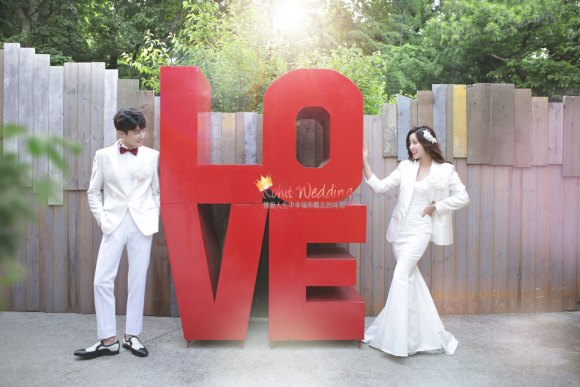 Korea Pre Wedding Photo 13