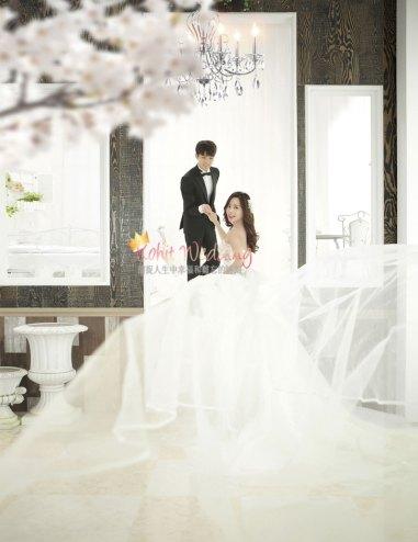 Korea Pre Wedding Photo 22