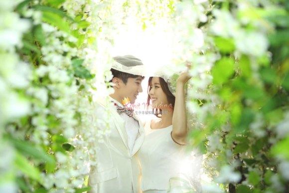 Korea Pre Wedding Photo 28