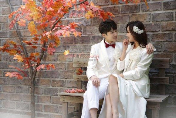 Korea Pre Wedding Photo 30