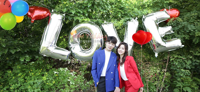 Korea Pre Wedding Photo 34