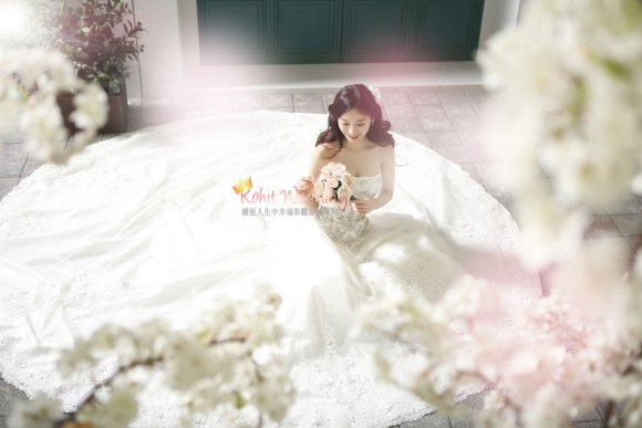 Korea Pre Wedding Photo 47