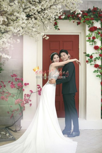 Korea Pre Wedding Photo 55