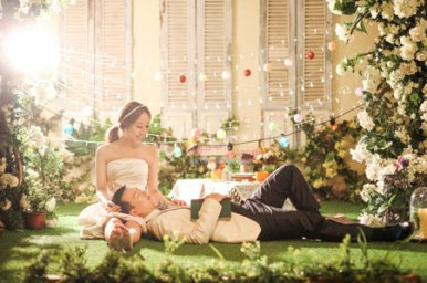 Korea Pre Wedding Photoshoot