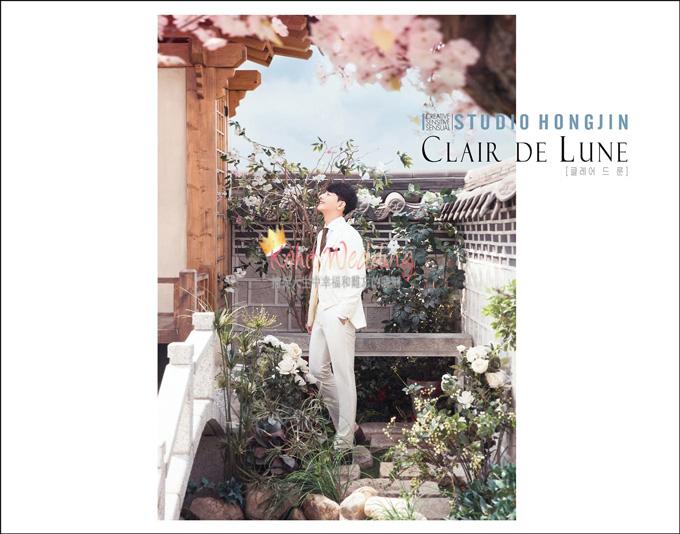 Flower Moon- Kohit Wedding korea prewedding 27