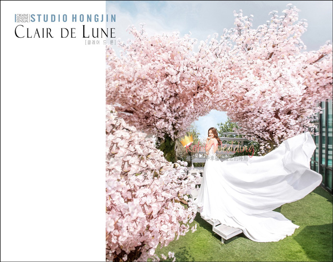 Flower Moon- Kohit Wedding korea prewedding 28