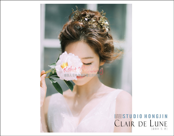 Flower Moon- Kohit Wedding korea prewedding 31