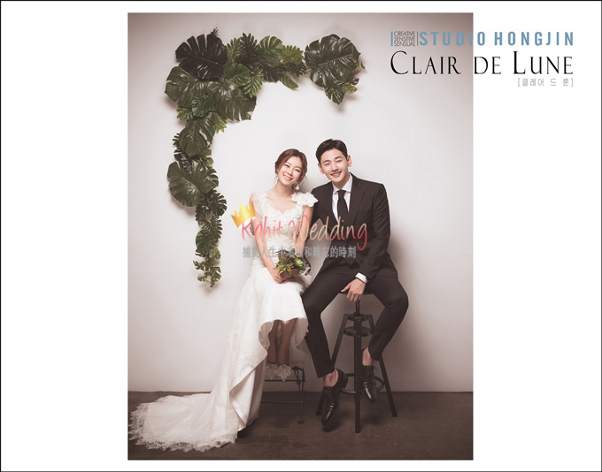 Flower Moon- Kohit Wedding korea prewedding 33