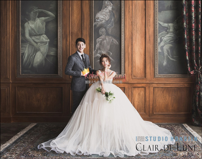 Flower Moon- Kohit Wedding korea prewedding 35