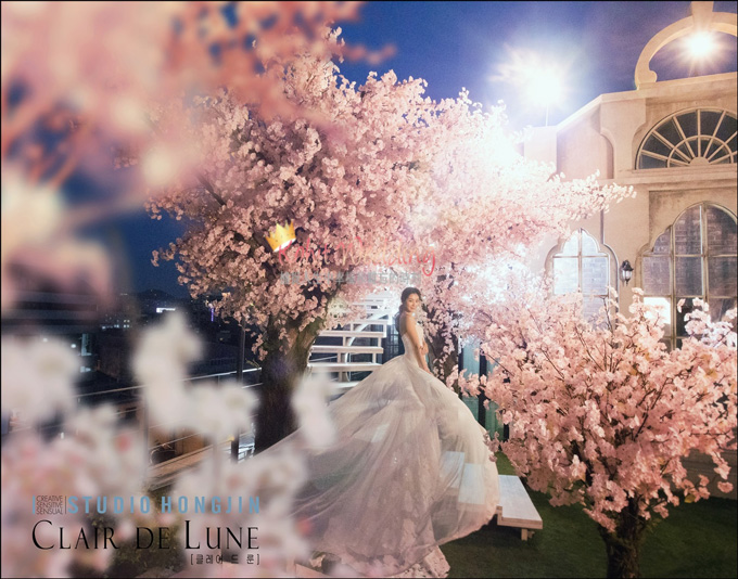 Flower Moon- Kohit Wedding korea prewedding 40