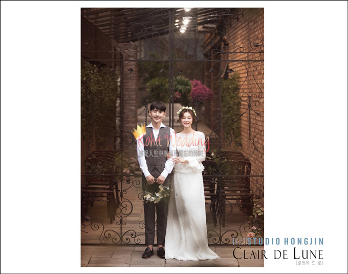 Flower Moon- Kohit Wedding korea prewedding 43