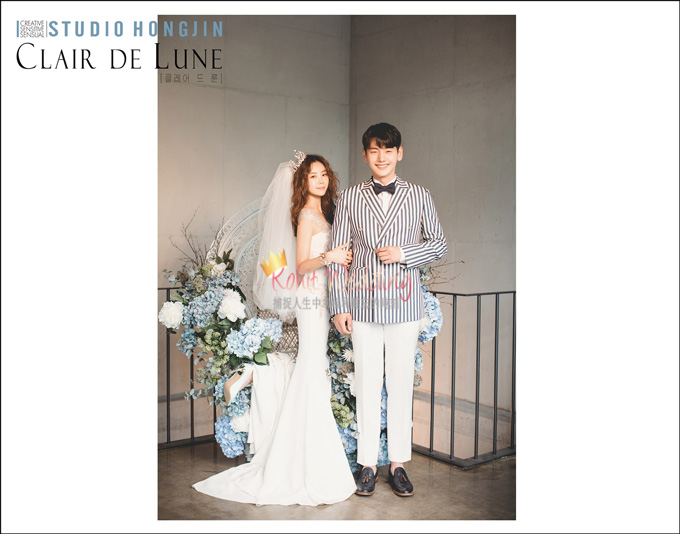Flower Moon- Kohit Wedding korea prewedding 45