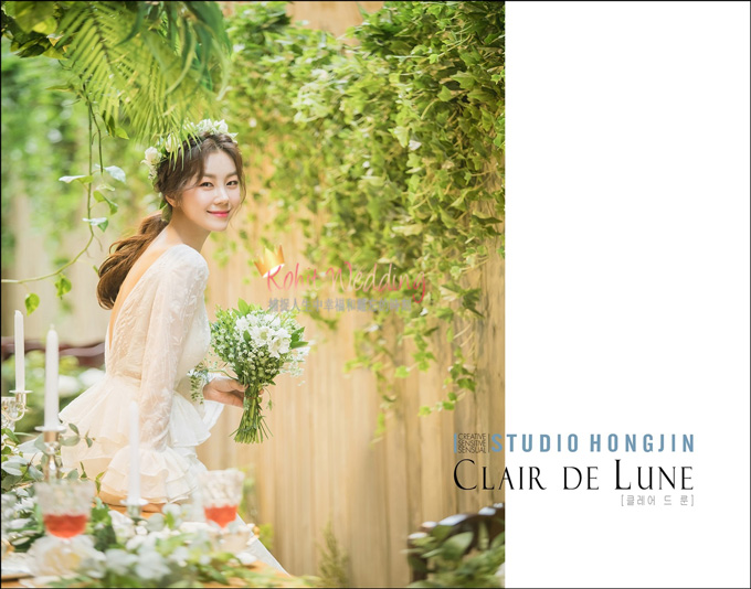 Flower Moon- Kohit Wedding korea prewedding 49