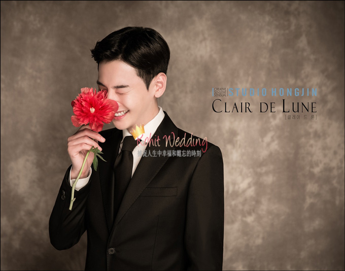 Flower Moon- Kohit Wedding korea prewedding 9