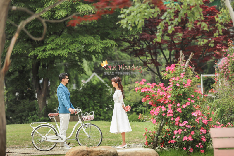 Korea pre wedding- Nadri Studio