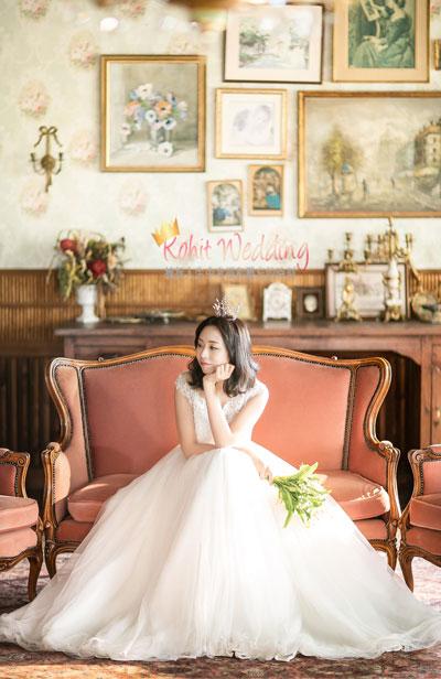 Gaeul Studio photoshoot
