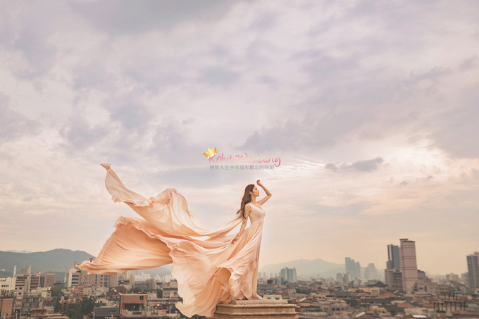 Gaeul studio Kohit wedding korea pre wedding 30