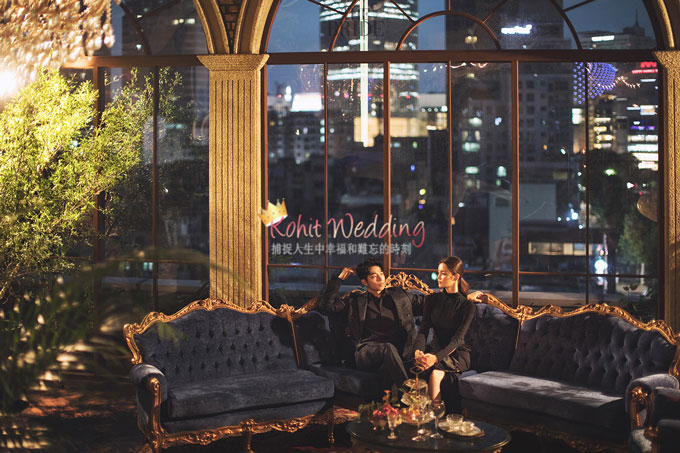 Gaeul studio Kohit wedding korea pre wedding 34