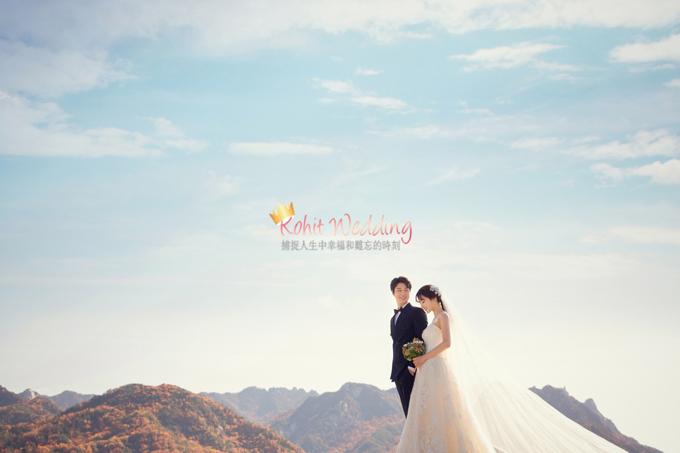 Kohit wedding prewedding in Korea - Nadri studio 13
