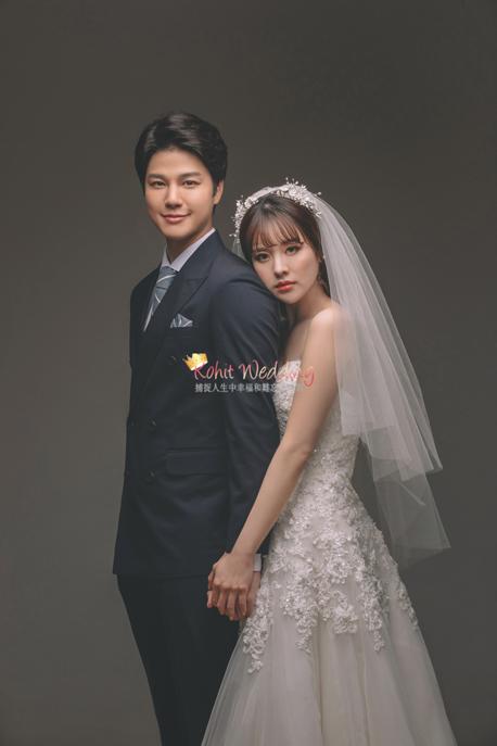 Kohit wedding prewedding in Korea - Nadri studio 30